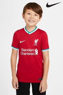 Nike Liverpool Football Club 2021 Home Jersey