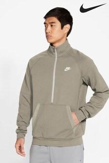 Nike Sportswear Modern 1/2 Zip Fleece Sweat Top