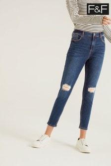 F&F Push Up Indigo Jeans