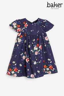 Baker by Ted Baker Floral Swing Dress