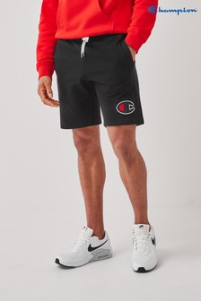 Champion Black Shorts