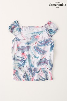 Abercrombie & Fitch Cap Sleeve T-Shirt