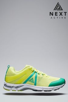 Lime V300W Active Running Trainers