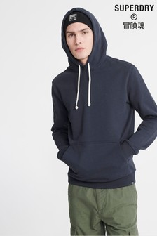 Superdry Organic Cotton Standard Label Hoody