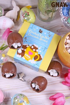 Gnaw Easter Hot Chocolate Bombes