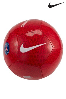Nike Red PSG Pitch Football