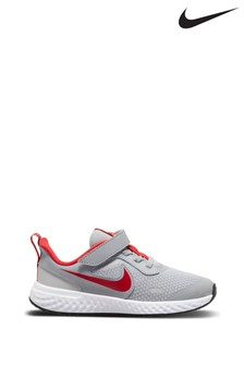 Nike Run Revolution 5 Velcro Junior Trainers