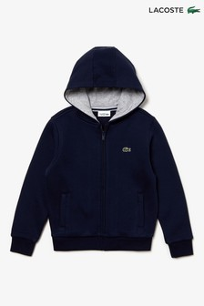 Lacoste® Kids Full Zip Hoody
