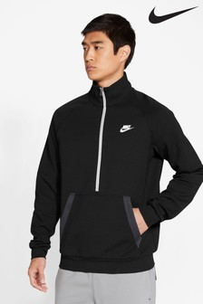 Nike Modern 1/2 Zip Fleece Sweat Top