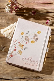 Floral Wedding Organiser