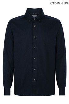 Calvin Klein Blue Liquid Touch Shirt