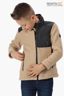 Regatta Cream Meyer Full Zip Fleece Jacket