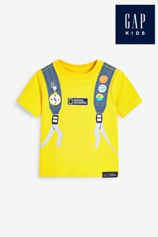 Gap National Geographic Explorer Graphic T-Shirt