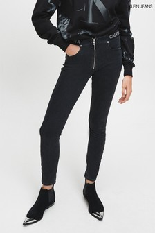 Calvin Klein Jeans High Rise Super Skinny Jeans