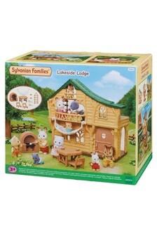 Sylvanian Families Lakeside Lodge