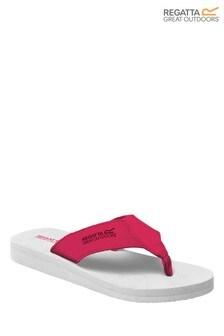Regatta Lady Catarina Wedge Flip Flop