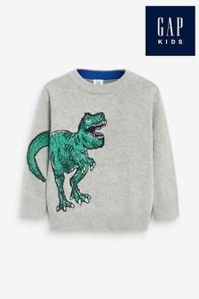 Gap Dinosaur T-Rex Jumper