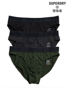 Superdry Classic Briefs Three Pack