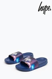 Hype. Blue Spacey Kids Sliders