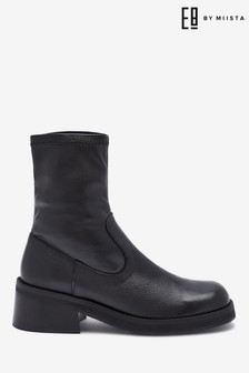 Mix/E8 Black Oliana Boots