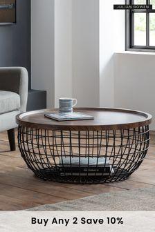 Smithson Storage Coffee Table by Julian Bowen
