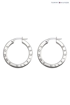 Tommy Hilfiger Ladies Hoop Earrings