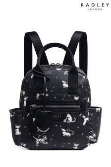 Radley London Maple Cross Fun Pups Small Zip Top Backpack