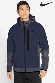 Nike Tech Mix Zip Through Hoodie