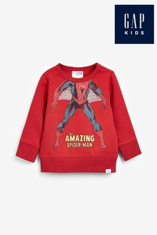 Gap The Amazing Spider-Man™ Crew Neck Jumper