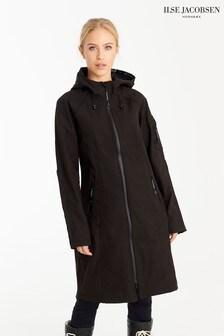 Ilse Jacobsen Hornbk Black Raincoat