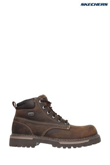 Skechers® Brown Cool Cat Bully II Boots