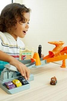 Disney™ Pixar Cars Mini Racers Radiator Springs Spin Out! Playset