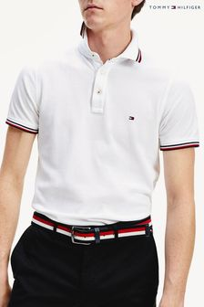 Tommy Tipped Slim Polo Shirt