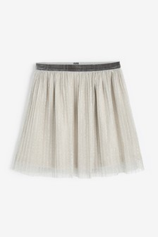 Silver Skirt (3-16yrs)