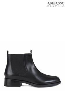 Geox Women's Resia Black Boots