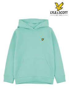 Lyle & Scott Green Classic Hoody
