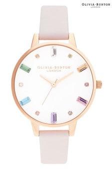 Olivia Burton Rainbow Blossom Watch
