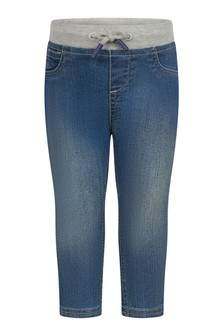 Boys Blue Denim Stretch Jeans