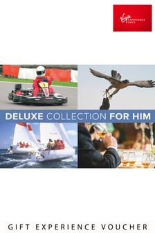 Deluxe Collection For Him Gift by Virgin Experience Days