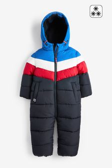 Multi Chevron Snowsuit (3mths-7yrs)