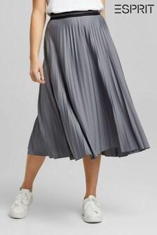 Esprit Pleated Skirt