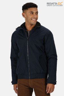 Regatta Blue Rayan Bomber Jacket