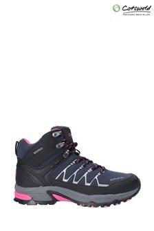 Cotswold Blue Abbeydale Mid Hiker Boots