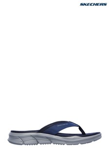 Skechers® Blue Equalizer 4.0 Serasa Slip-On Mules