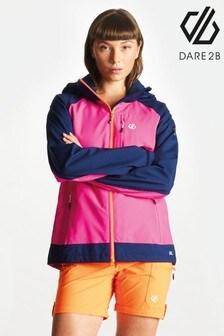 Dare 2b Pink Veritas Waterproof Jacket