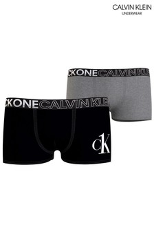 Calvin Klein CK One 2 Pack Trunks