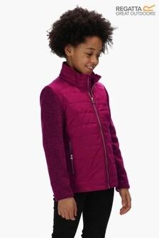 Regatta Purple Kenya Full Zip Fleece Jacket