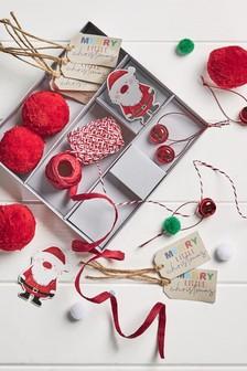 Christmas Present Accessories Set