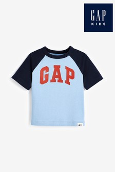 Gap Blue Logo T-Shirt