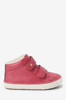 Raspberry High Top Boots (Younger)